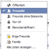 Facebook Listen &#8211; smarte Kontrolle ber deine Privatsphre