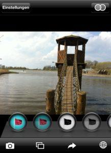Hauptmenü Best Camera App