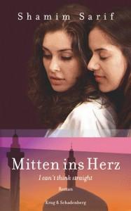 Buchcover Mitten ins Herz