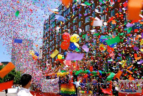 Boston Pride Parade 2012