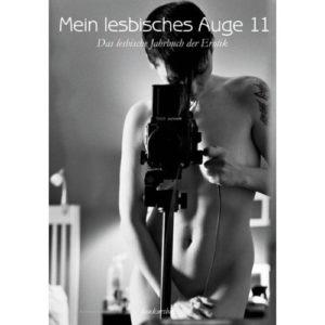 Buchcover Mein lesbisches Auge 11