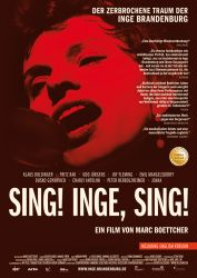 DVD-Cover Sing! Inge, sing!