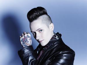 Gossip-Schlagzeugerin Hannah Billie