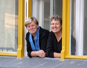 Andrea Krug und Dagmar Schadenberg