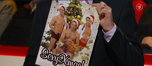 Weihnachtskalender aus Hart aber Fair