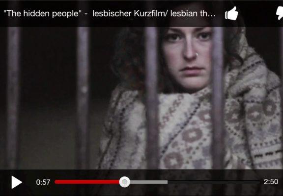 the hidden people – lesbischer Kurzfilm