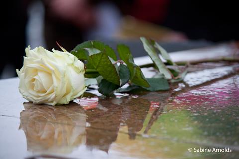 Gedenkfeier für homosexuelle Nazi-Opfer