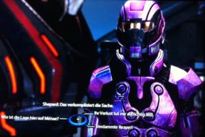 Mass Effect 3 Rosa Anzug