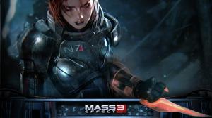 Mass Effect female Shepard Bild 2