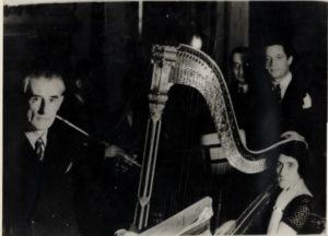 Ravel und Laskine 1935