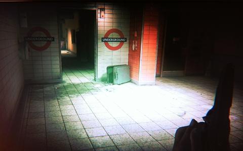Zombi U Screenshot 02 – Londoner Underground