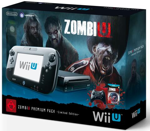 Paket Wii U mit Zombi U