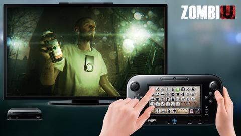 Zombi U mit GamePad