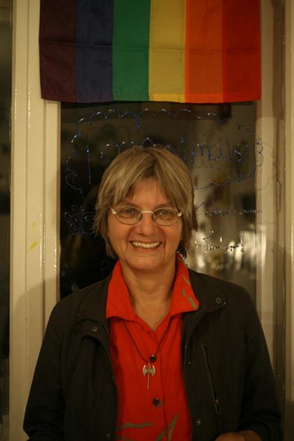 Porträt Lepa Mlađenović by © Biliana Rakočević