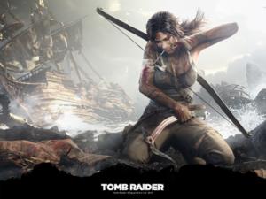 Tomb Raider: Der Erste Tag
