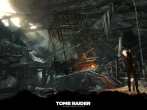 Tomb Raider: Instinkt einer Überlebenskünsterlin
