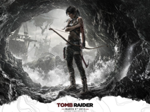 Tomb Raider: Packshot Reveal