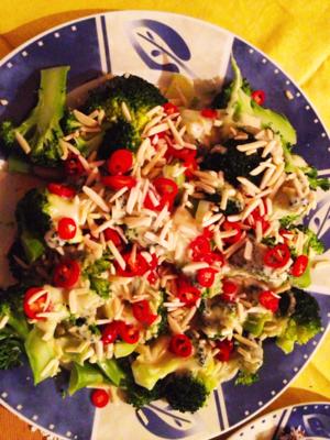 Brokoli am Abend … Tag 2