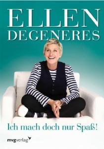 Buchcover Ellen DeGeneres