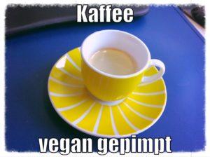 Vegan Kaffee