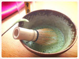 Vegan Matcha Tee