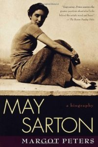 Coverfoto Biographie von May Sarton by Margot Peters
