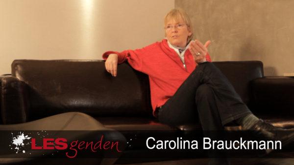 LESgenden Folge 1 – Carolina Brauckmann im Interview