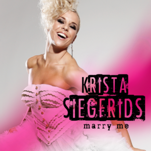 Cover Krista Siegfrieds: Marry Me