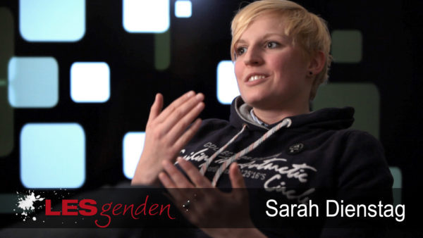LESgenden Folge 2 – Sarah im Interview