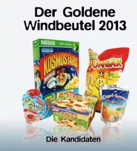 Goldener Windbeutel Kandidaten 2013