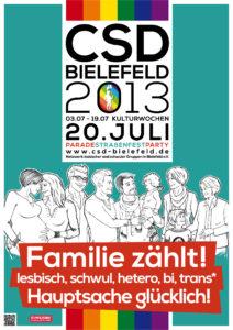 CSD Bielefeld 2013