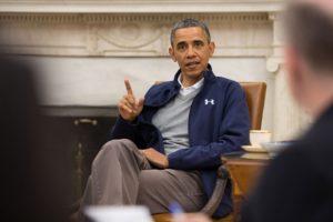 Barack Obama Mai 2013 – Offizielles Foto des White House