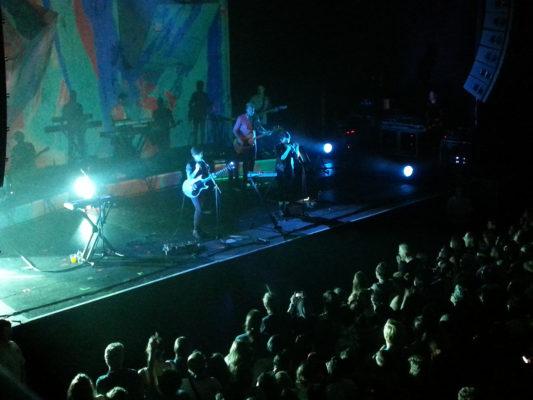 Tegan & Sara in concert