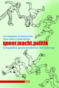 Buchumschlag queer.macht.politik