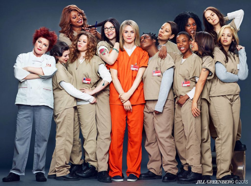 Orange is the New Black, Jill Greenberg © 2013, Quelle FB-Seite Orange is the New Black
