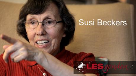 LESgende Susi Beckers