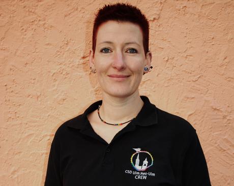 CSD Ulm Vorstand Tanja Wiedemann