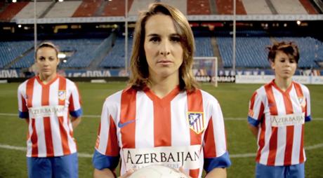 Fußball-Werbung auf europäisch
