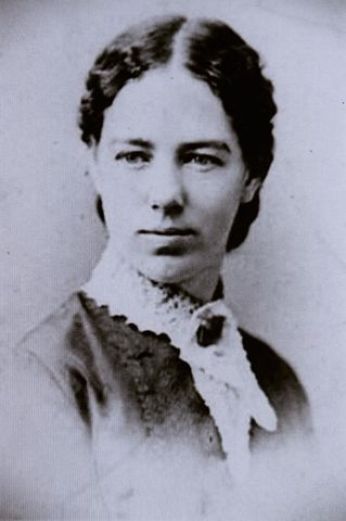 Clara Bewick Colby, Fotocredit: Public Domain by Wikimedia Commons