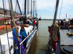 Die Seglerinnen e.V. – Von Crew zu Crew