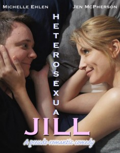 Poster Heterosexual Jill