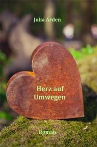 Cover Herz auf Umwegen von Julia Arden
