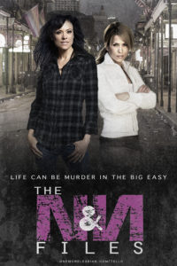 Poster Nikki & Nora: The N&N Files