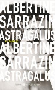 Cover Astalagus, Albertine Sarrazin by Hanser Verlag