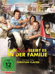 """Cover """"Zum Glück bleibt es in der Familie"""""""
