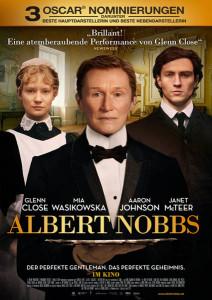 Filmplakat Albert Nobbs