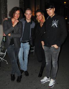 Die Band Jennifer Rostock, Foto: @ Larissa