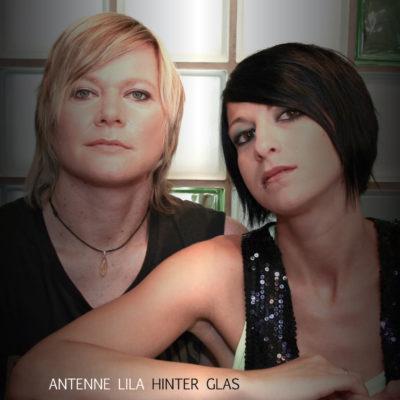 "Antenne Lila – Debütalbum ""Hinter Glas"""