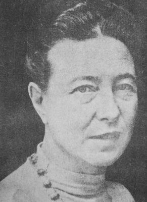 phenomenelle des Tages: Simone de Beauvoir