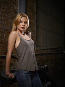 Chicago Fire, Leslie Shay (Lauren German), © VOX/NBC Universal